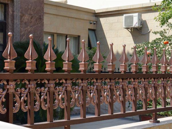 欧式铝艺围栏