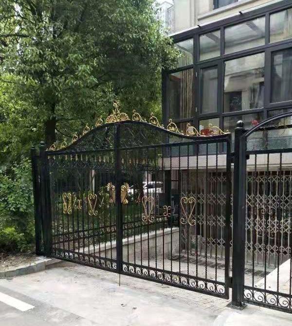 圣联香御公馆别墅铁艺围栏